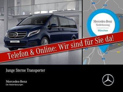 gebraucht Mercedes V250 4MATIC AVANTGARDE EDITION Panorama Comand