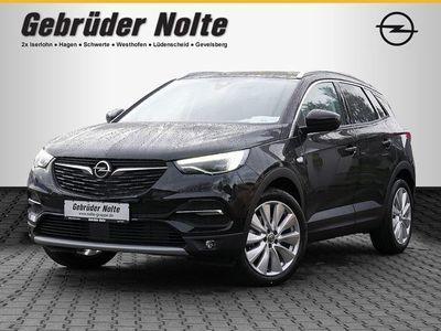 gebraucht Opel Grandland X 1.6 Turbo Ultimate LED SITZBELÜFTUNG