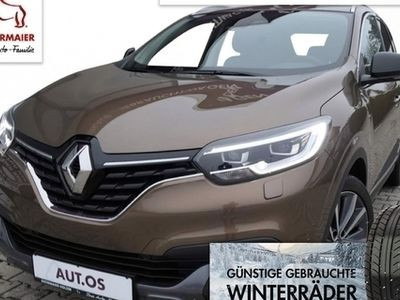 gebraucht Renault Kadjar 1.2 TCe Bose Edition ENERGY DSG NAVI.BOSE A