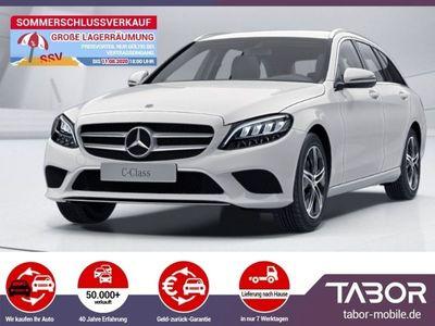 gebraucht Mercedes C200 T Aut Avantgarde SpiegelP in Kehl