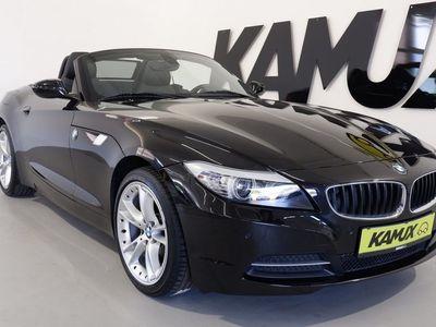 gebraucht BMW Z4 sDrive 20i +Xenon +Navi Proff. +Leder +App-Link