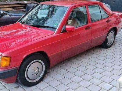 gebraucht Mercedes 190 w201 2.0