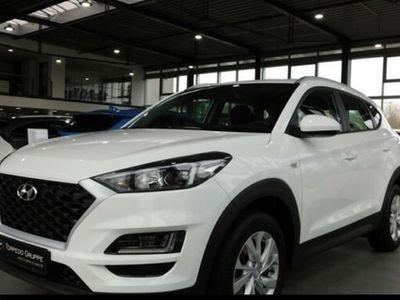 gebraucht Hyundai Tucson FL 1.6 GDi Turbo M/T 2WD PURE Sonderkonti