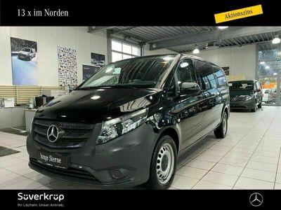 gebraucht Mercedes Vito 116 CDI Tourer PRO/extral./Navi/Klima/AHK/K als Van/Kleinbus in Neumünster