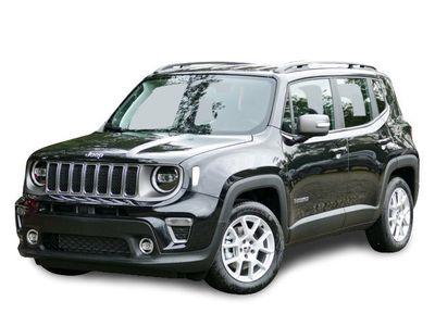 gebraucht Jeep Renegade Limited 1.3 NAVI LED SITZHZG KAMERA ACC