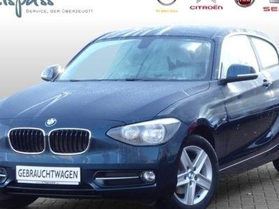 käytetty BMW 116 i KEYLESS KLIMA CD REGENSENSOR SPORTSITZE