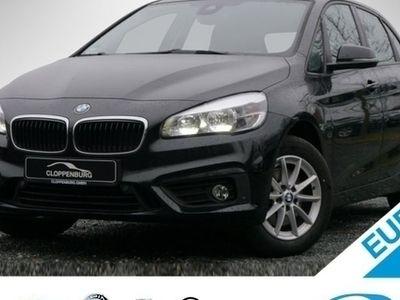 käytetty BMW 220 Active Tourer d Advantage Navi Tempomat Shz