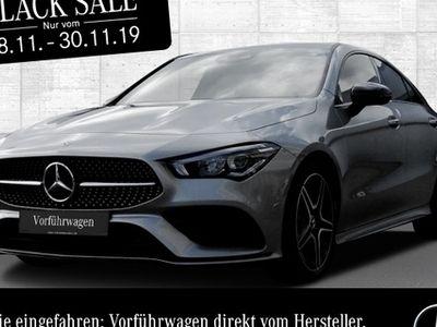 gebraucht Mercedes CLA220 Cp. AMG LED Night Keyl-GO Kamera PTS Sitzh