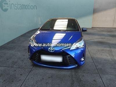 gebraucht Toyota Yaris Yaris1.5 Hybrid Style Selection Apple CarPlay