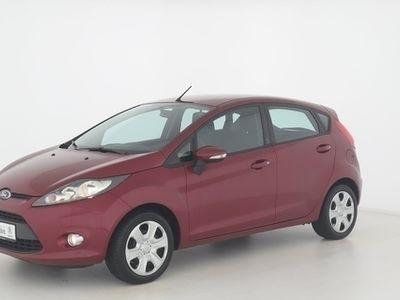 gebraucht Ford Fiesta CHAMPIONS EDITION KLIMA SHZ    Gebrauchtwagen   Limousine   LK02927