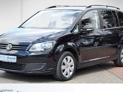 gebraucht VW Touran 1.6 TDI Comfortline AHK*NAVI