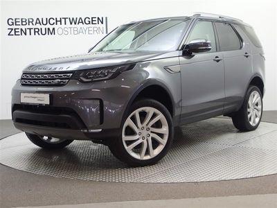 gebraucht Land Rover Discovery 3.0 Td6 SE el.GSD+RFK+7 Sitze+LED++