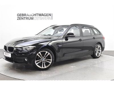 gebraucht BMW 318 d Touring Navi+Keyless++SHZ+Reling+