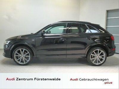 käytetty Audi Q3 2.0 TFSI qu.Stronic Sport Sline LED NAV
