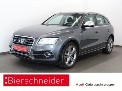 gebraucht Audi SQ5 SQ53.0 TDI competition quattro 240 kW (326 PS) tiptronic