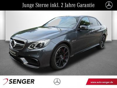 gebraucht Mercedes E63 AMG S 4M Drivers-Package Keyless Distronic