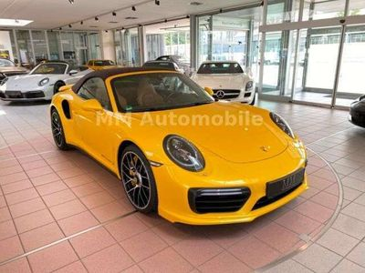 gebraucht Porsche 911 Turbo S Cabriolet 991 - Approved bis 09/22