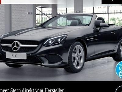 gebraucht Mercedes 180 SLCPano ILS Airscarf Navi Totwinkel DAB PTS