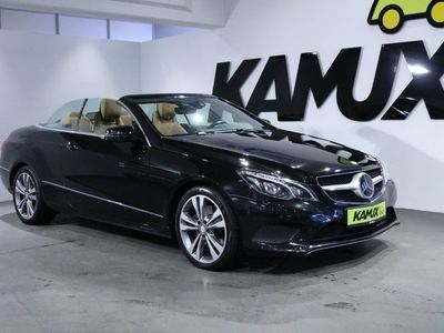 gebraucht Mercedes E350 CDI Sport Edition 9G-Tronic Sportfahrwerk Navi