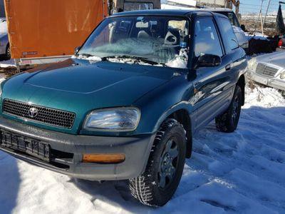 käytetty Toyota RAV4 Automatik All Time 4x4