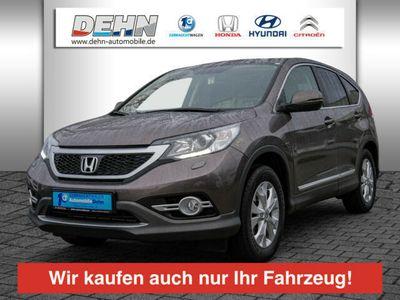 gebraucht Honda CR-V 2.0 i-VTEC Elegance Winterpaket / AHK