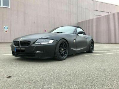 gebraucht BMW Z4 e85