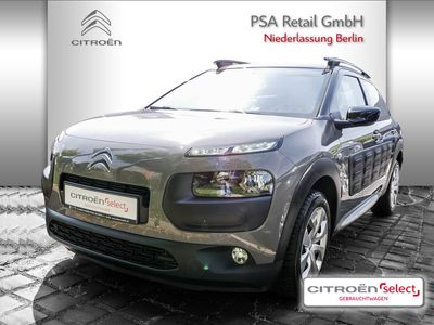 gebraucht Citroën C4 Cactus Feel PureTech 110 Navi