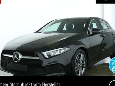 gebraucht Mercedes A250 Progressive Navi Premium Distr. LED Kamera