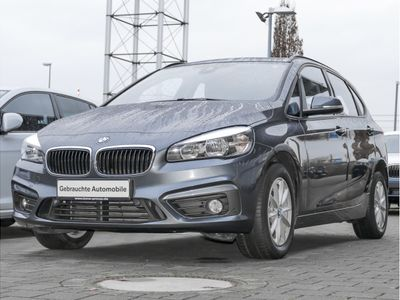 gebraucht BMW 218 Active Tourer 2er d Advantage