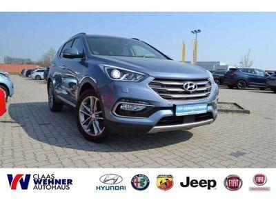 used Hyundai Santa Fe FL 2.2 CRDI 4WD Premium *Leder,Xenon,Around-View