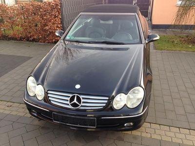 gebraucht Mercedes CLK240 Cabrio Elegance 5.500 VB