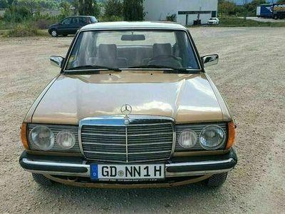gebraucht Mercedes 240 Mercedes w123
