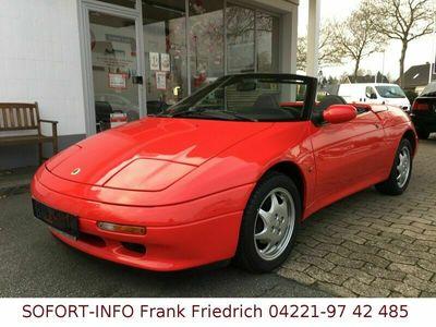 gebraucht Lotus Elan Turbo SE LHD+Klima+Vollleder+orig. Zustand als Cabrio/Roadster in Delmenhorst