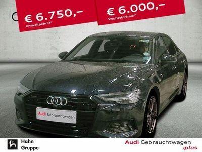 gebraucht Audi A6 Limousine 50TDI qua S-line EU6 Matrix Luft AHK-Vor