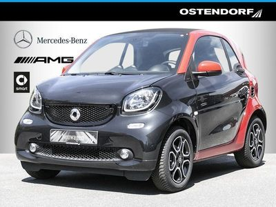 gebraucht Smart ForTwo Coupé 66kW twinamic*Passion*Cool & Audio*