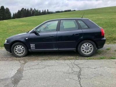 gebraucht Audi A3 8l 5 Türer