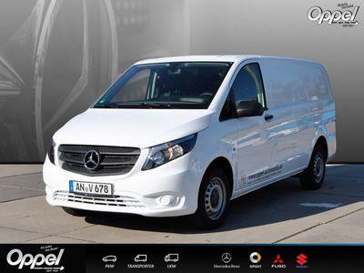 gebraucht Mercedes Vito 116 KA Lang ++AHK++KLIMA+SITZHZG.+TEMPOMAT+