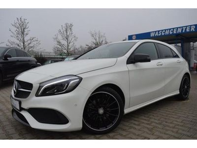 gebraucht Mercedes A180 A-Klasse, Memory,Navi,AMG Paket