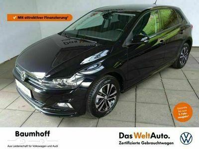 gebraucht VW Polo 1.0 TSI IQ.DRIVE / NAVI+BLIND SPOT+ACC