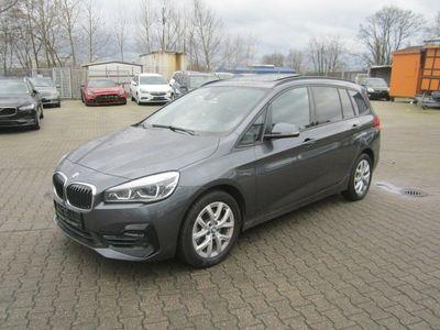 gebraucht BMW 220 Baureihe 2 Gran Tourer i Sport Line 7-Sitzer als Limousine in Bochum