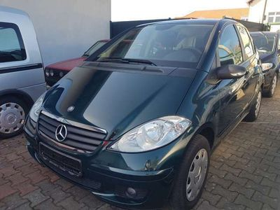 gebraucht Mercedes A170 Classic