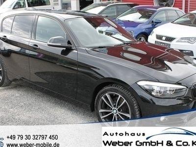 gebraucht BMW 120 i *Steptronic Edition*Sport Line*Navi*LED*WLT