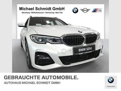 gebraucht BMW 320 d M Sport SOFORT VERFÜGBAR/ LEASING ANZ. 6.000,-€/ LEASINGRATE 459,-€