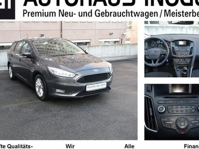 gebraucht Ford Focus 1.0 TurnierBusiness Navi Klimaaut. NSW Privacy Tem