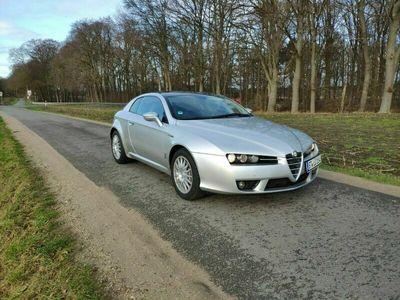 gebraucht Alfa Romeo Brera 2.4 JTDM 20V DPF Sky View Turbo/Zahnriemen als Sportwagen/Coupé in Rheine