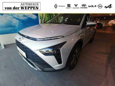 gebraucht Hyundai Bayon 1.0T-Gdi100PS,INTRO,Farb-Display,PDC,Kamera Klima