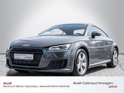 gebraucht Audi TT Coupé 1.8 TFSI *NAVI-vorb.*SHZ*