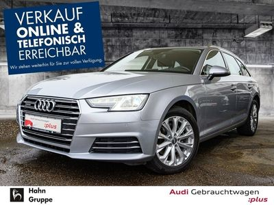 gebraucht Audi A4 Avant Design 2.0TDI S-Trc Navi+ SitzH EinparkH
