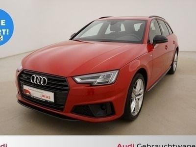 gebraucht Audi A4 Avant 40 TDI qu 2x S line Black S tro. 140kW* M