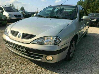 gebraucht Renault Mégane Lim. 1.4 16V Authentique